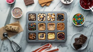 How To Make 12 Desserts In One Pan • Tasty