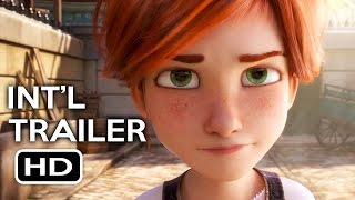 Эль Фаннинг, Ballerina Official International Trailer #1 (2016) Elle Fanning, Maddie Ziegler Animated Movie HD
