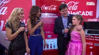 Mark Cuban Red Carpet Interview - AMAs 2014