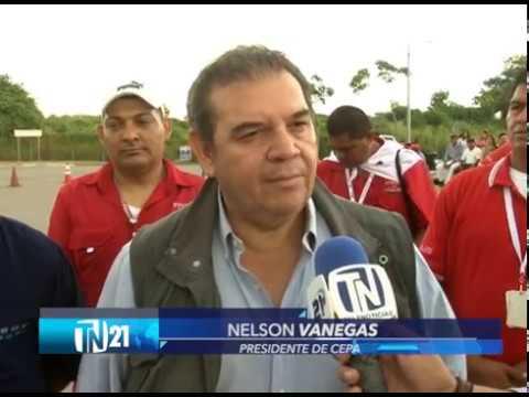 CEPA inaugura monumento al trabajador portuario en Acajutla