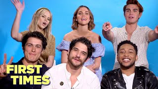 """K.J. Apa And The Cast Of """"The Last Summer"""" Tells Us About Their First Times"""