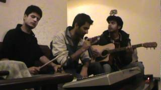 bikhra hoon main (jal) & ji liya (akash) : medley by Firaaq - The Band.mp4