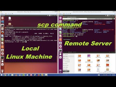 mp4 Linux Scp, download Linux Scp video klip Linux Scp