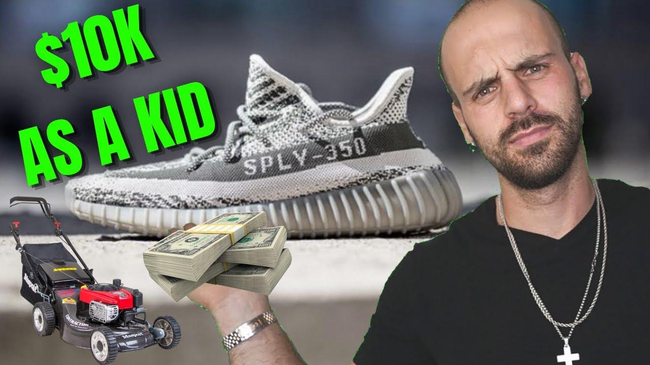 Make $10K As A Teen - 7 Side Hustles thumbnail