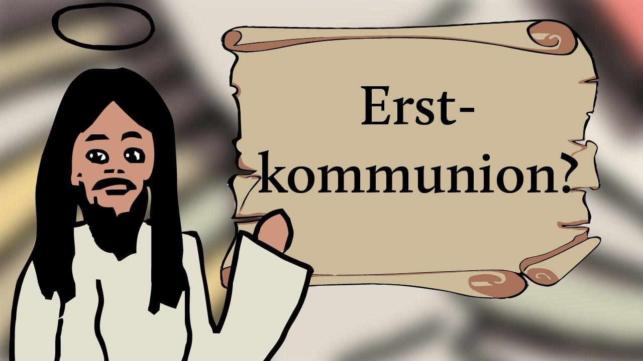 Was ist die Erstkommunion?