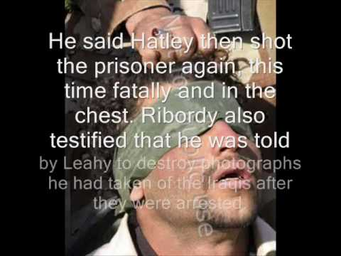 Ballad of Michael Leahy (army sgt. that killed four innocent iraqis)