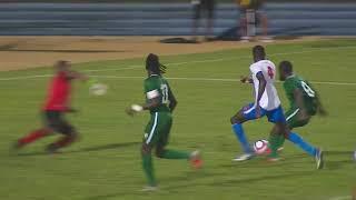 Nations League : highlights Guadeloupe - Aruba