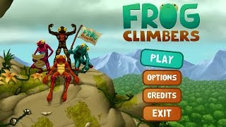 FROG CLIMBERS [Father Versus Son]