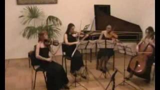 "Astor Piazzolla ""Tanguedia"" (string quartet) - А. Пьяццолла"