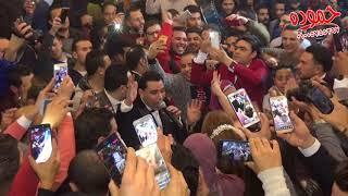 تحميل و مشاهدة التونسى يغنى لعروسته يوم فرحو فرحه الدلوعه أحمد التونسى الغمراوى كامرا خاصه MP3