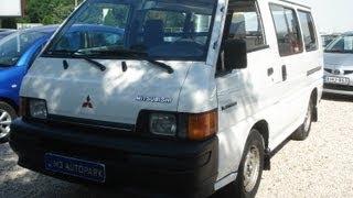 1992 mitsubishi l300 glx minibus van 71 seats 20l petrol automatic mitsubishi l300 25d fandeluxe Gallery