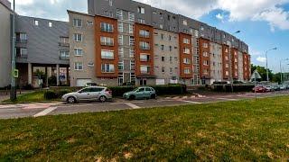 Prodej bytu 2+1 (60,5m2) + teresa (53m2) + GS, Strašnice, Praha 10