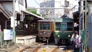江ノ電Japanesesmalltrain