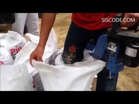Cosedoras de sacos y bolsas portátiles | SISCODE