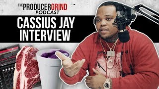 Cassius Jay Talks Beat Tag Misunderstanding, Drugs & Making Beats, New Formula + More