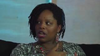 Cinema Modeoff Patrisse Cullors on Elevating the Conversation