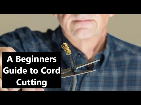 A Beginners Guide to Cord Cutting - Cancel Cable TV & Save Money