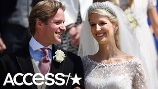 Prince Harry Made A Surprise Appearance At Lady Gabriella Windsor's Wedding! | Access