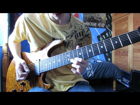 Toontrack Metal Guitar God Contest Entry: Jordan Lott