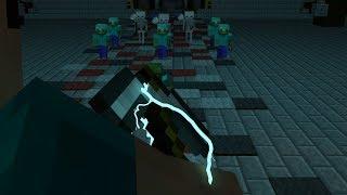 "♫ ""Living In A Nightmare"" - A Minecraft Original Music Video ♫"