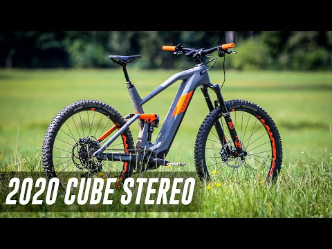 2020 Cube Stereo Hybrid 140 First Ride Review - £4699