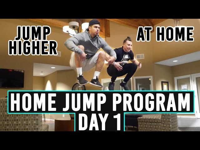 FREE 2-Week Home Jump Program   Day 1