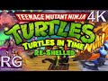 Turtles In Time Re shelled Xbox 360 Intro amp Playthrou