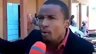 Visite D'Emmanuel Macron Au Niger
