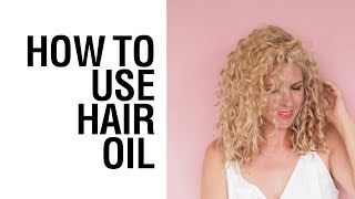 How To Use Hair Oils - Hair Romance Good Hair Q&A #19