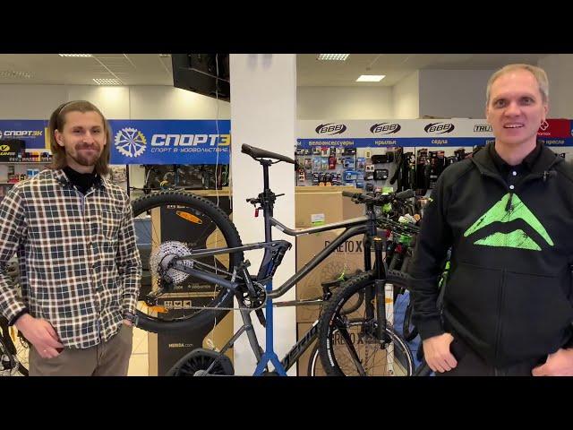 Видео Велосипед Merida One-Twenty 700 Green/Dark Green