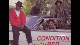CONDITION RED   DONT GET CAUGHT SLIPPIN(SLOWED DOWN)