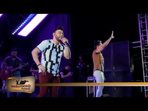 Waguinho Animal - Show Fred & Gustavo em Auriflama 16/12/17