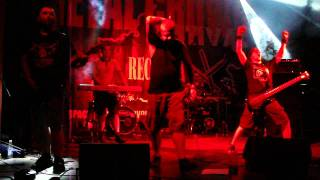 Toxic Bonkers - Don't Be Afraid (live at Metal Crowd Fest 2011, Rechitsa, 13.08.11)