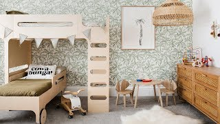Episode Six | Kids Bedrooms And Bathrooms, Bonnies Dream Home