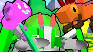 Robo Crab Gummy Hammer Critters More Roblox Bee Swarm