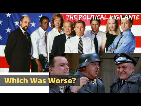 Which Show Was Worse? West Wing or Hogan's Heroes
