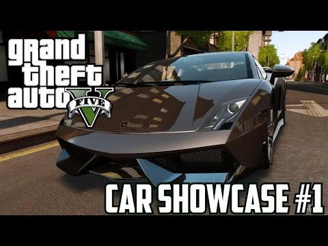 GTA 5 Online Garage Showcase 20 Beautiful Cars And Paint Schemes (GTA 5 Gameplay)