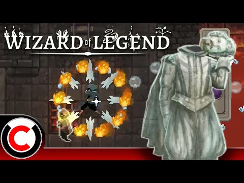 Wizard of Legend: James And His Pet Ghost - Ultra Co-op