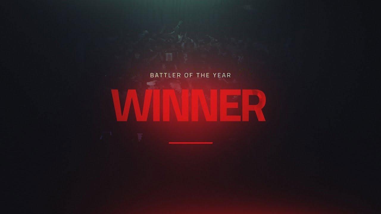 KOTD – 2019 KOTD Battler of the Year Winner