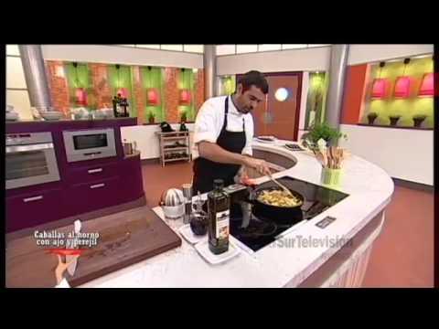 Receta: caballas al horno con ajo y perejil