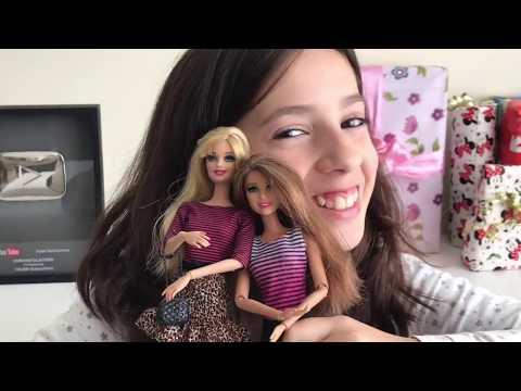 Minha colecção de Barbies articuladas ♥
