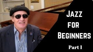 Jazz For Beginners,  (Part 1) Theory and Block Chords Tutorial