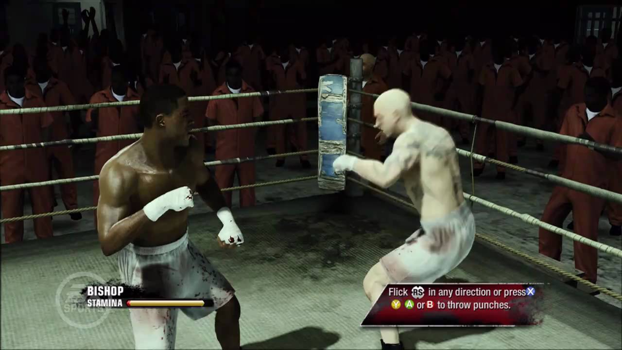 Fight Night Champion Serves A Standing Eight In The Joint