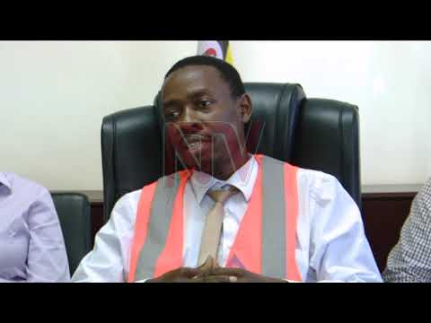 Aba National Water boogedde ebbula ly'amazzi mu Kampala kwelivudde
