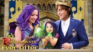 Descendants 3 Ever After: Mal and Ben have a daughter! The Princess of Auradon 💜💚 | Alice Edit!