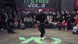 Henry Link | Judge Demo |  Yo! It's Free Vol.3