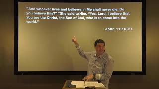 Studies in John - #70: The Resurrected Life