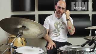 "RATIONAL FUNK Ep. 8: Get Called Back / ""Multi-tasking"" on Drums"