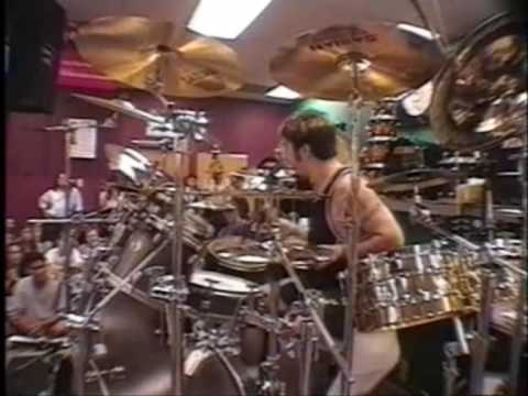 Mike Portnoy Drum Solo