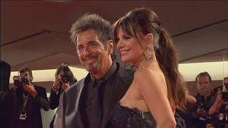 Al Pacino recorre de nuevo la alfombra roja de Venecia - cinema